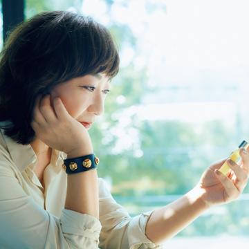 "<uka代表・渡邉季穂さん>名品とともに考える""小さな自信を取り戻す""美容法"