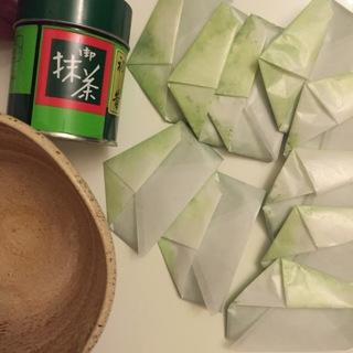 日本茶ライフ!手軽にシャカシャカ、デイリーにお抹茶を♡