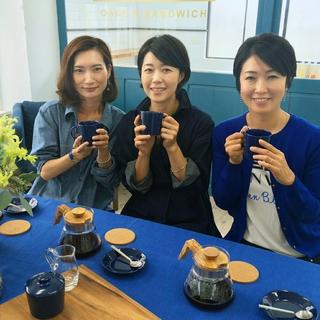 COFFEE&BLUEを体験