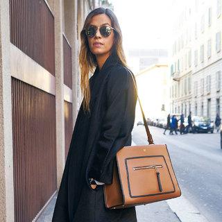 着こなしの格上げは 「クラシックバッグ」に おまかせ【ファッションSNAP ミラノ・パリ編】