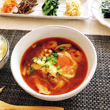 アジアンなスープで冷えも解消!「スンドゥブチゲ&トムヤムクン」【Jマダム通信】