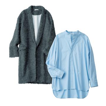 2. 洗練された大人のリアル服。 ヨーコチャンの新ブランド「REYC(リャック)本店」