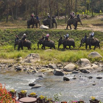 シプサン リゾート & スパ マエタン (Sib-San Resort & Spa Maeteang)