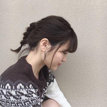 ^o^第45回【簡単でおしゃれ!】噂のラーメンマンヘアをやってみた♪