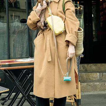 パリ&ミラノのおしゃれマダム 冬のファッションコーデ photo gallery