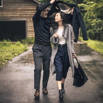 パートナー受けのいい「週末カジュアル服」五選 Part.1