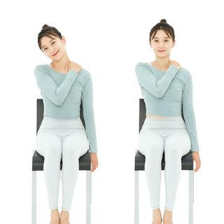 在宅勤務や仕事の合間にこっそり柔軟UP!デスクでストレッチ【いいことずくめの筋膜ストレッチ】| 40代ヘルスケア