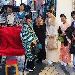 茶道に着付けに浅草さんぽ。内容盛りだくさんのイベントに行ってきました。