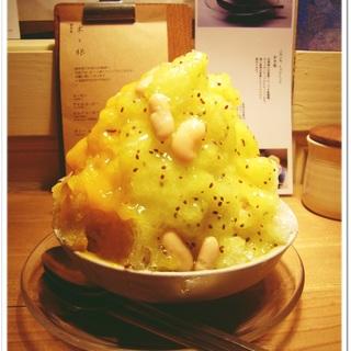 コロコロ変わる果物かき氷♡kitone・木と根