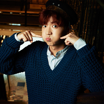 1月号 ウヨン(WOOYOUNG(From 2PM))インタビュー「アイドルとしての覚悟」まであと1日!