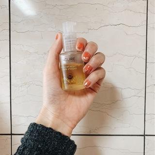 手強い乾燥にモロッカンアルガンオイルで保湿効果UP