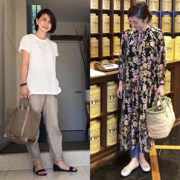 【50代春夏プチプラファッション】華組ブロガーの『ZARA』プチプラ高見えコーデ特集