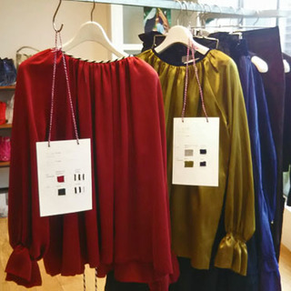 BOUTIQUE TOKYO DRESS 秋冬展示会に行ってきました