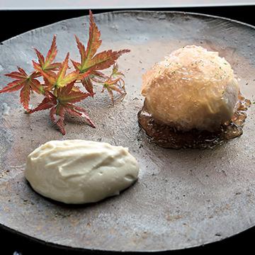 洗練の自家製甘味を円山公園の隠れ家で味わえる「茶菓円山」