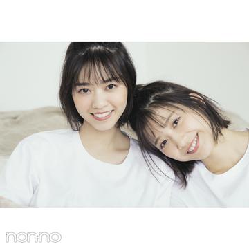 西野七瀬&渡邉理佐スペシャルトーク★初めての出会ったのは…