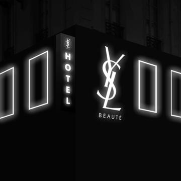 話題のコスメが試せる♡イヴ・サンローラン・ボーテのホテルが2日間限定で表参道にオープン!