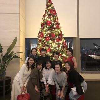マリソル美女組、同期でクリスマス&忘年会しました!