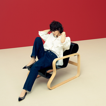 長く大切に着続けたいトムウッドのデニム【富岡佳子の「名品が私に教えてくれること。」vol.15】