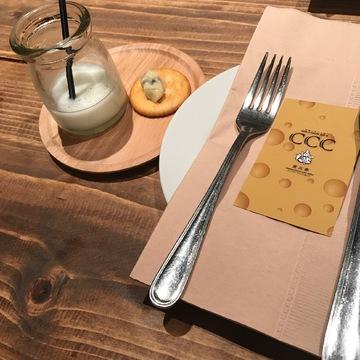 【恵比寿】お洒落なチーズ専門店《CCC》