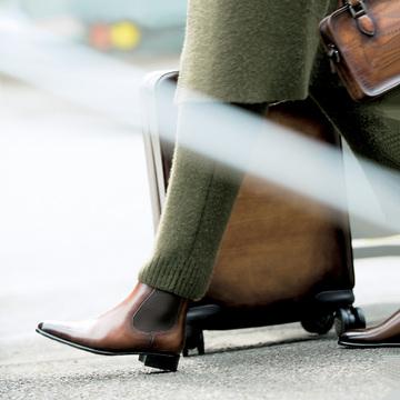 大人のショートブーツは高くても良いものを 五選