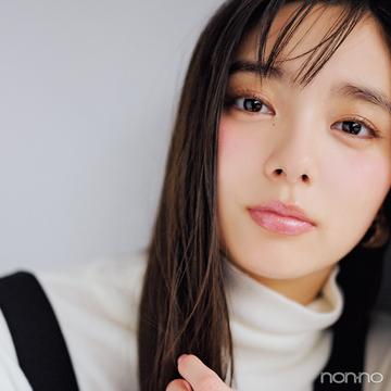 新川優愛の幸せ顔のヒミツ♡ オン&オフのセルフメイク術を超ていねい解説!