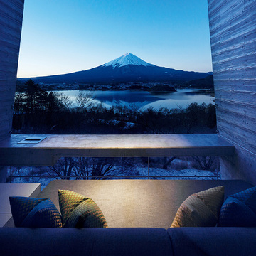 """アクティビティも多彩!河口湖越しに富士の絶景が望める『星のや富士』【大人の心を満たす""""おこもり宿""""】"""
