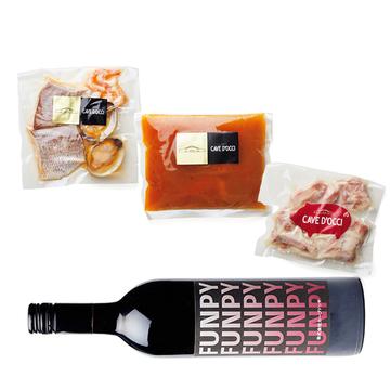 【夏のお取り寄せ2020】新潟への旅気分が味わえる「赤ワイン&自家製フレンチデリ」