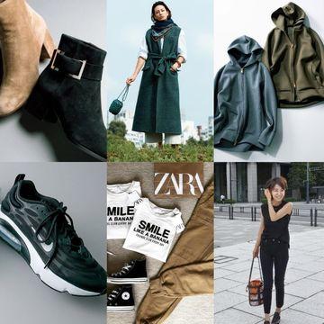 秋冬に欲しいスニーカー&おしゃれ靴をチェック!【ファッション人気ランキングTOP10】
