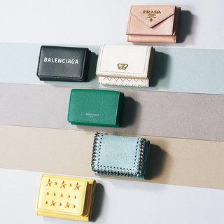 運気を上げるお財布が欲しい!ミニバッグに合わせて、財布も軽量化するならこれ!