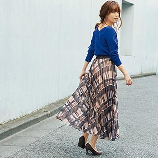 「ジャスグリッティー」、大人の着映えスカート