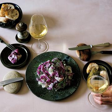 【体にうれしい発酵おつまみ】ヨーグルト&ブルーチーズのあえものでお酒の時間を楽しく!