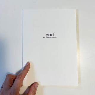 ドラマのあるブランド【yori】の2020Summer受注会に参加しました。_1_7-1