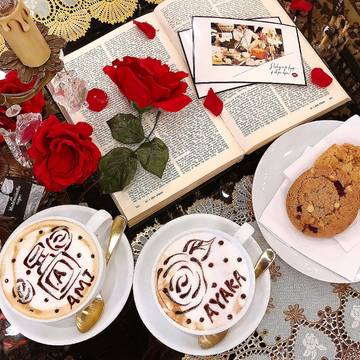 Vol.46♡ 大阪のカフェ巡りで困ったらここ!①【Mademoiselle CAFE(マドモワゼル カフェ)】