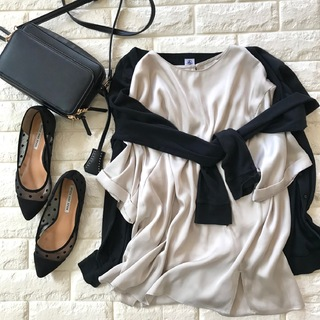 1枚で好感度アップ!スーツ映えするトップス選び【高見えプチプラファッション #109】