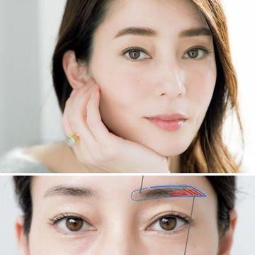 【50代の美眉メイク】マスク時代は「描きすぎない眉」が正解!あかぬける眉の作り方