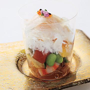 季節替わりの料理で魅了する中国料理の『京 静華』