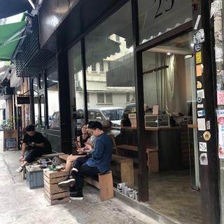 立地もインテリアもオシャレすぎる香港のカフェ巡り
