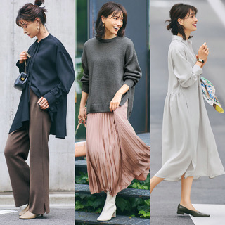 40代のための着映える服が見つかる!M7Daysの秋服まとめ【トレンドファッション】