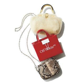アガる「トレンドバッグ」でコーデに更新感をプラス!【アラフォーのための次世代バッグ】