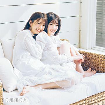 日向坂46に恋したい♡ 佐々木美玲×高本彩花のクロストーク!
