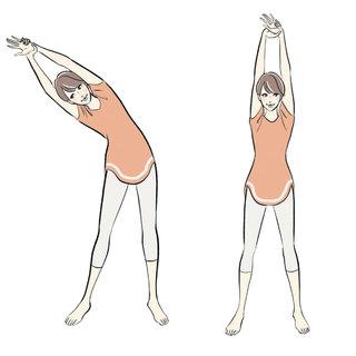 家でできる運動で体力と筋力の維持を<めぐりをよくするストレッチ>| 40代ヘルスケア