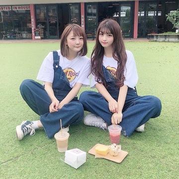 【カフェ巡り】ピクニック気分が味わえちゃう映えカフェ♥