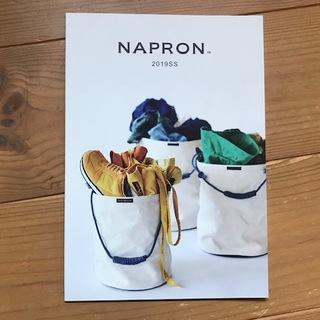 ファッション性が高い!!NAPRONのエプロン★