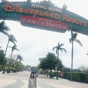 アトラクションは5分待ち!?香港ディズニーランドに行ってきました♡【日本にはないグッズやアトラクションも!】