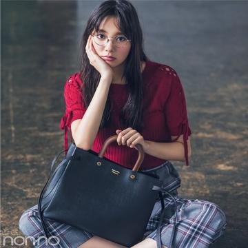 読モがチェックずみ♡ サマンサタバサのバッグ、秋の本命はコレ!