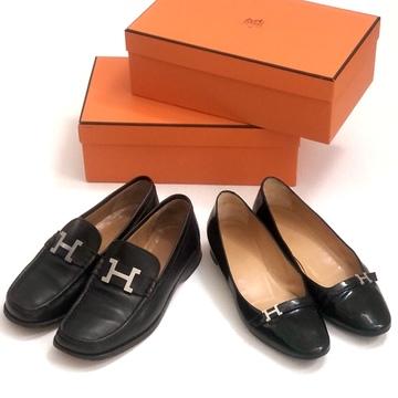 私の【格上げフラット靴】秋コーデ✨