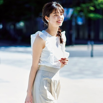 新川優愛の夏コーデ まとめ
