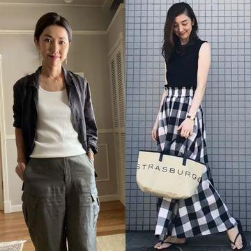 【2020秋のプチプラファッション】アラフィー華組ブロガーの『ユニクロ・GU』高見えコーデ特集