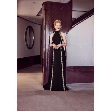 【ゴールデングローブ賞2021】ニコール・キッドマン、ケイト・ハドソンらはルイ・ヴィトンのカスタムドレス!