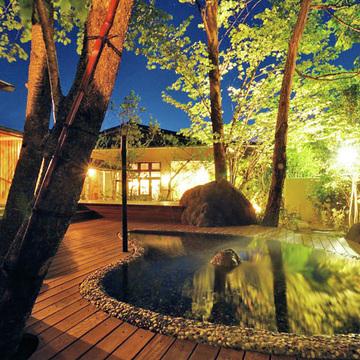 4.ビオ認証を受けた温泉旅館で、心からリラックス